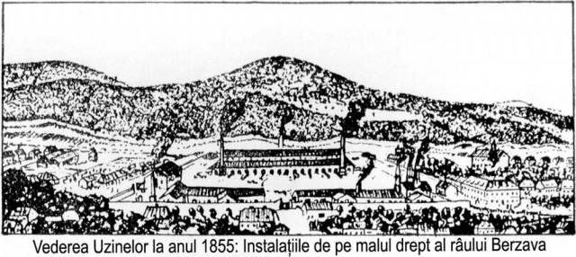 UDR 1855 malul drept al râului Bârzava