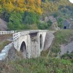 Viaduct cale ferata Anina Oravita