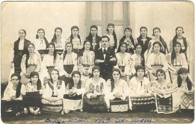 1935 Cor Femei Resita Romana