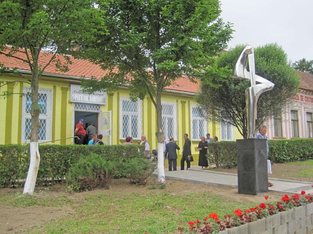 Muzeul Constantin Lucaci din oraşul Bocsa