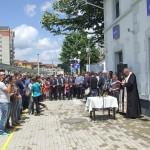 Inaugurare Gara Resita Sud dupa restaurare