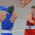 Andrei Dragomir, campion naţional la box