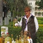 Festivalul Rachiei statiunea Baile Herculane