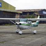 Acrobaţii aeriene pe cerul Caransebeşului 2014
