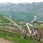 Peisaj spre Valea Cernei