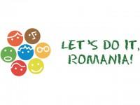Logo Let's Do It, Romania!
