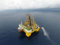 platforma marină exploatare gaz
