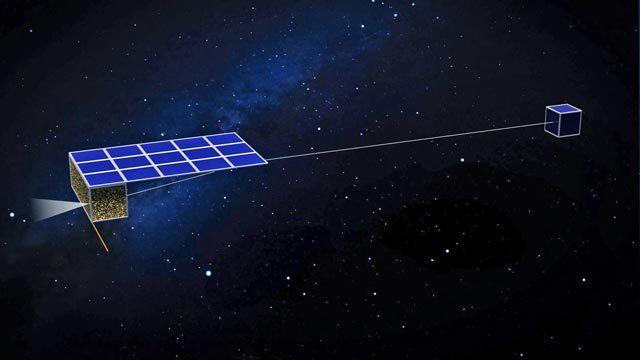 Nanosateliti pentru studiul asteroizilor