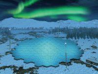 Radar meteorologic spatial