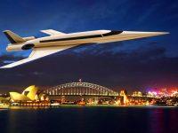 Avionul supersonic silenţios Spike S-512