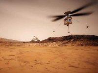 Elicopter NASA pe Marte