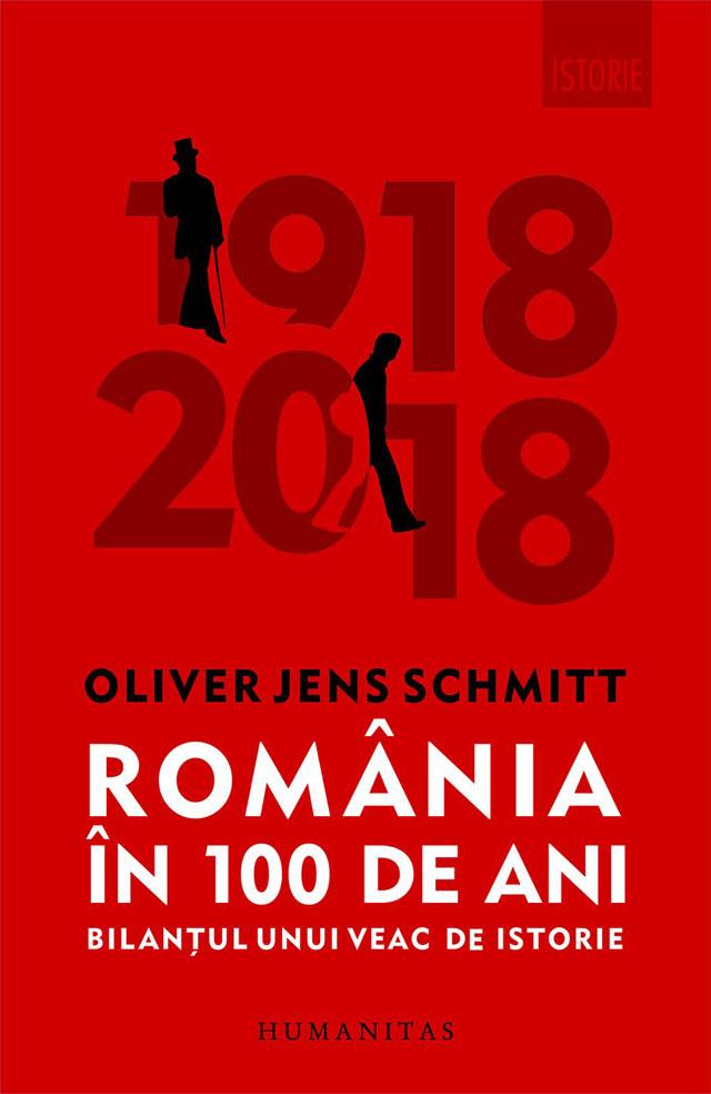 Coperta cartii: România în o sută de ani. Bilanţul unui veac de istorie
